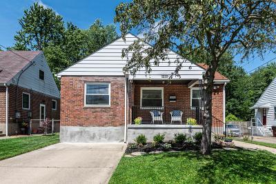 Single Family Home For Sale: 1219 Beacon Street