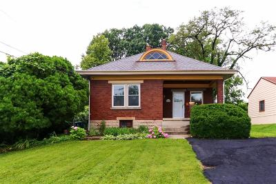 Single Family Home For Sale: 5409 Lester Road