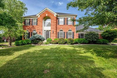 Single Family Home For Sale: 6124 Wedgwood Drive