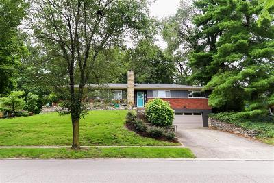 Wyoming OH Single Family Home For Sale: $345,000