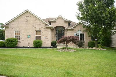 Single Family Home For Sale: 5680 Wyntree Court