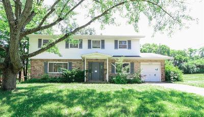 Single Family Home For Sale: 767 Cedarhill Drive