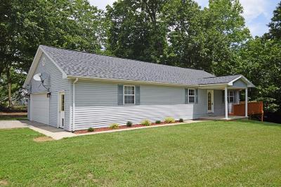 Brown County Single Family Home For Sale: 14 Seminole Cove
