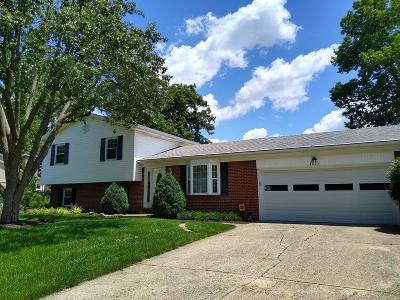 Mason Single Family Home For Sale: 2024 Winding Creek Lane