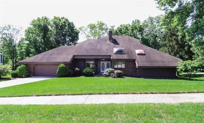 Fairfield Single Family Home For Sale: 1787 Gloucester Drive