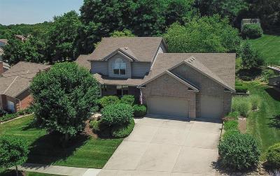 Fairfield Single Family Home For Sale: 467 St Thomas Court