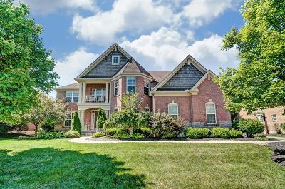 Deerfield Twp. Single Family Home For Sale: 6653 Wilder Woods Way