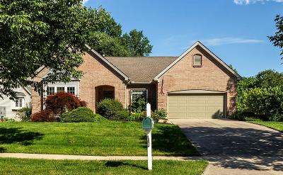 Deerfield Twp. Single Family Home For Sale: 9371 Hickory Hill Court