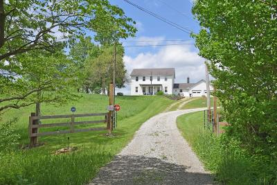 Adams County Farm For Sale: 12287 St Rt 136