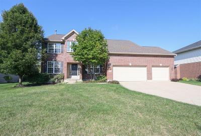 Deerfield Twp. Single Family Home For Sale: 3747 Pinnacle Lane