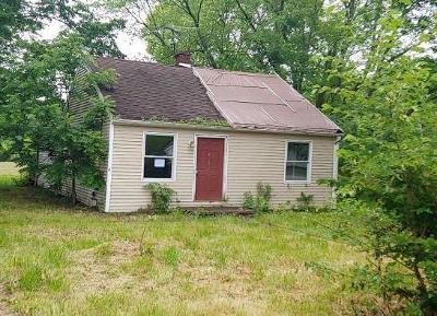 Warren County Single Family Home For Sale: 5259 Salem Road
