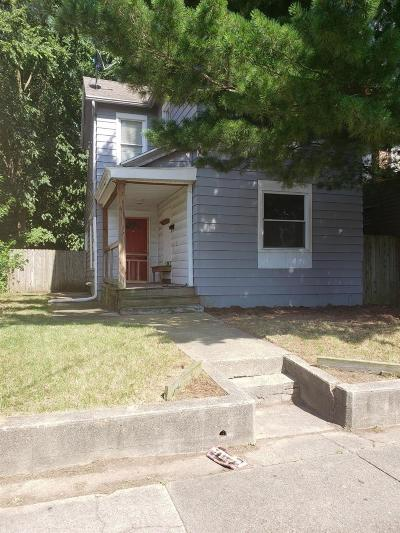 Middletown Single Family Home For Sale: 411 Baltimore Street