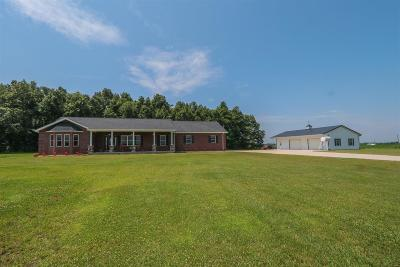 Highland County Single Family Home For Sale: 4880 Seamer Road