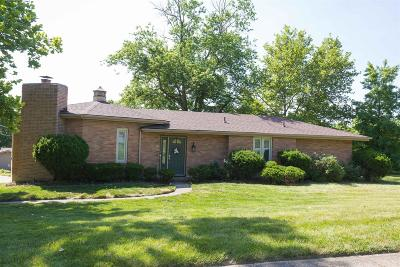 Fairfield Single Family Home For Sale: 2231 Rolling Hills Boulevard