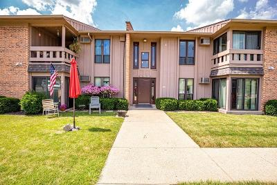 Oxford Condo/Townhouse For Sale: 6135 Fairfield Road #18