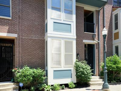 Cincinnati Single Family Home For Sale: 1414 Pleasant Street
