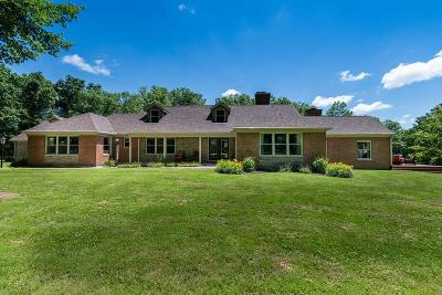 Clermont County Single Family Home For Sale: 3566 Hutchinson Road
