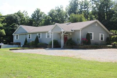 Highland County Single Family Home For Sale: 9706 Grimsley Road