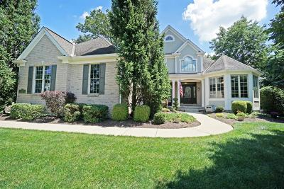 Single Family Home For Sale: 4397 Hidden Oaks Lane