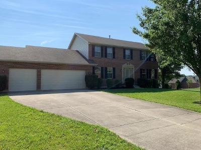 Single Family Home For Sale: 5942 Franklin Trail