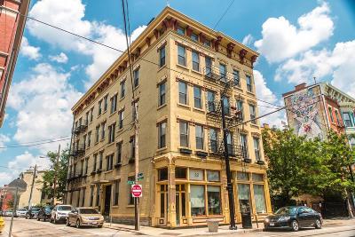Cincinnati Condo/Townhouse For Sale: 20 W Twelfth Street #102A