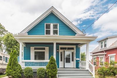 Cheviot Single Family Home For Sale: 3937 Delmar Avenue