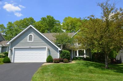 Deerfield Twp. Single Family Home For Sale: 3276 Mizzen Mast Lane