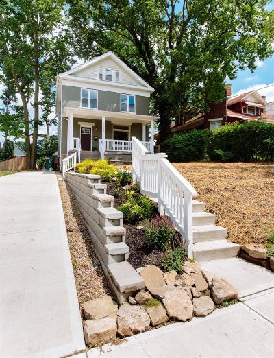 Cincinnati Single Family Home For Sale: 1548 St Leger Place