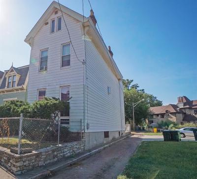 Cincinnati Single Family Home For Sale: 1255 Bates Avenue