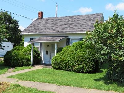 Adams County, Brown County, Clinton County, Highland County Single Family Home For Sale: 417 S East Street