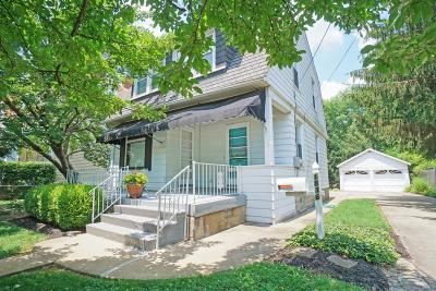Norwood Single Family Home For Sale: 1836 Hopkins Avenue