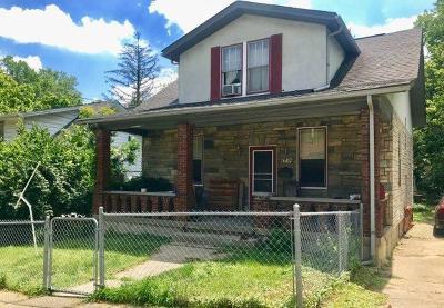 Cincinnati Single Family Home For Sale: 1607 Emerson Avenue