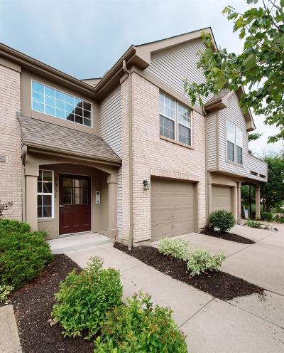 Sharonville Condo/Townhouse For Sale: 9951 Shorewood Lane #H