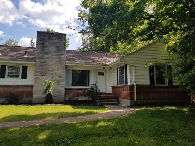 Hamilton Single Family Home For Sale: 67 Hamilton New London Road