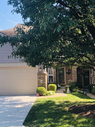 Colerain Twp Condo/Townhouse For Sale: 4352 Courageous Circle