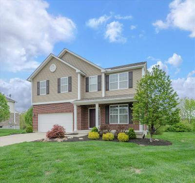 West Chester Single Family Home For Sale: 7963 Spring Garden Court