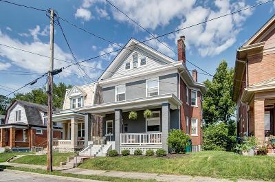 Cincinnati Single Family Home For Sale: 4117 Jerome Avenue