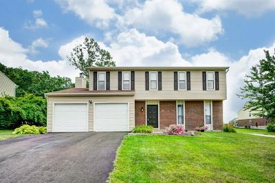 West Chester Single Family Home For Sale: 7594 Cinnamon Woods Drive