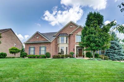 Deerfield Twp. Single Family Home For Sale: 6430 Cedar Creek Court