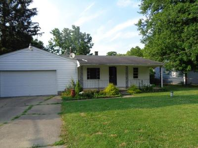 Warren County Single Family Home For Sale: 7876 Marcia Drive