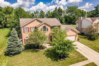 Liberty Twp Single Family Home For Sale: 6426 Kingsley Court