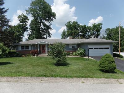 Highland County Single Family Home For Sale: 141 Beekin Drive