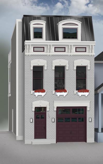 Cincinnati Single Family Home For Sale: 1237 Ida Street