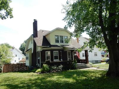 Norwood Single Family Home For Sale: 2448 Williams Avenue