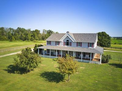 Brown County Farm For Sale: 7705 Hartman Road