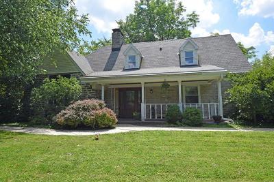 Cincinnati Single Family Home For Sale: 726 Lafayette Avenue