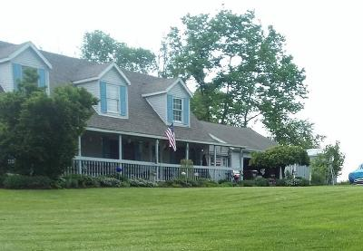 Harrison Twp Single Family Home For Sale: 8925 St Rt 503