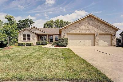 Single Family Home For Sale: 6458 Michele Lane