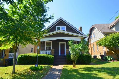 Cincinnati Single Family Home For Sale: 1415 Weigold Avenue