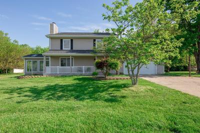 Deerfield Twp. Single Family Home For Sale: 6700 Irwin Simpson Road